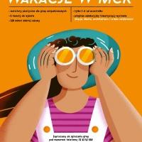 Cztery żywioły sztuki – wakacje w MCK