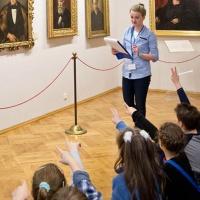 Bezpłatne lekcje muzealne w MNK
