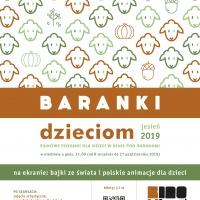BARANKI DZIECIOM - JESIEŃ 2019