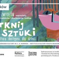 Sztuka Zmysłów - warsztaty twórcze dla dzieci i rodziców
