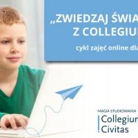 Zwiedzaj świat online z Collegium Dziecięcym!
