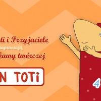 Twórcze warsztaty z Panem Totim - online