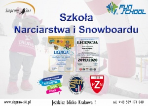Stacja Siepraw Ski zaprasza!