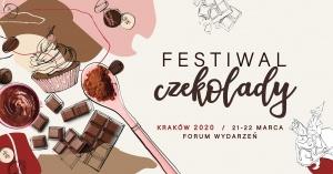 Festiwal Czekolady w Krakowie 21 - 22 marca 2020