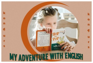 "Konkurs językowy ""My Adventure With English"""