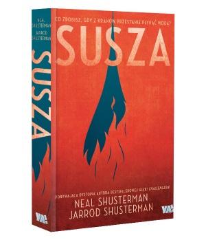 """""""Susza"""" - wydawnictwo YA!"""