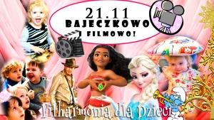 Filharmonia dla Dzieci. Koncerty listopadowe