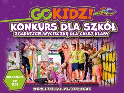 GOKIDZ!- KONKURS DLA KLAS
