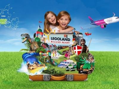 Z Krakowa do LEGOLAND® Billund Resort–dlaczego warto?
