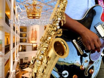 Filharmonia dla Dzieci w Hotelu Sheraton!!! Saksofony i gitary!